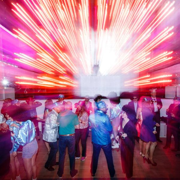 Disco party fever