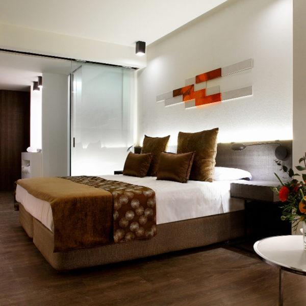 Bedroom in Barcelona