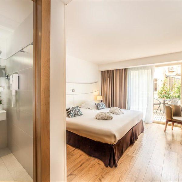 Marvellous hotel at walking distance from le Palais des Festivals