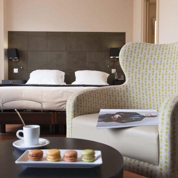 Cosy suites at walking distance from Le Palais des Festivals